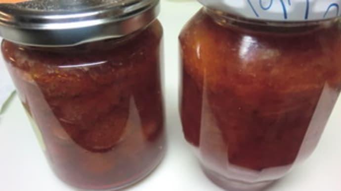 イチゴ&グレープフルーツ ジャム