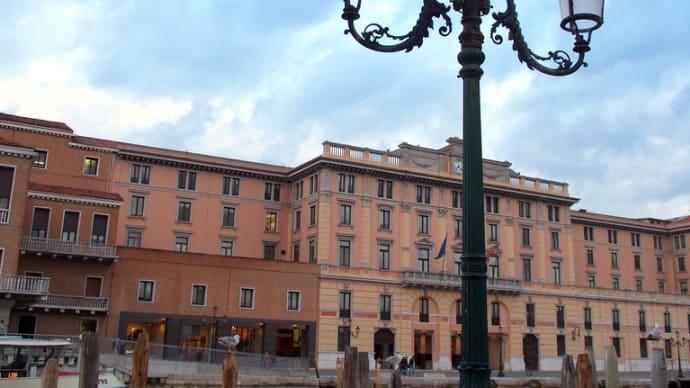 イタリア・ ヴェネツィア ☆☆ホテルまでの散歩