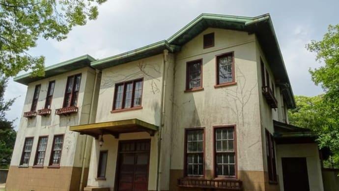 旧安川邸見学 2