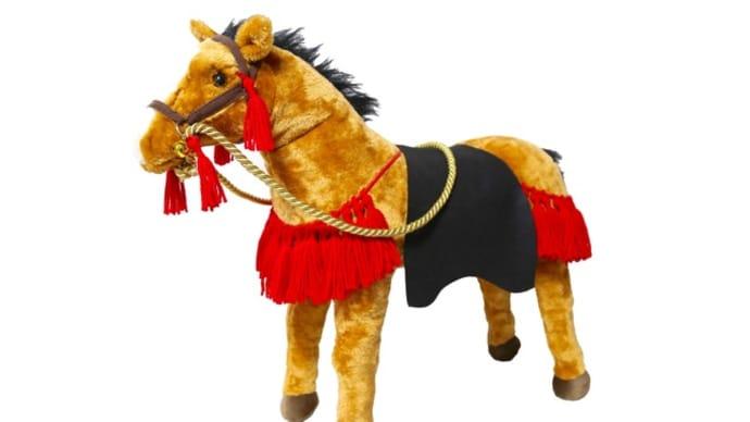 自粛制作⑧ なりきり武士「軍馬」