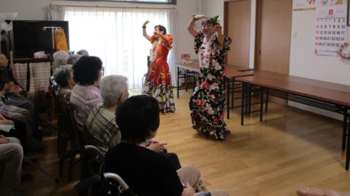 桜花祭り(前半)