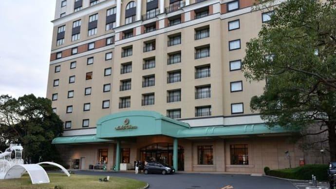 ホテルオークラ東京ベイ*シニアスイートルーム