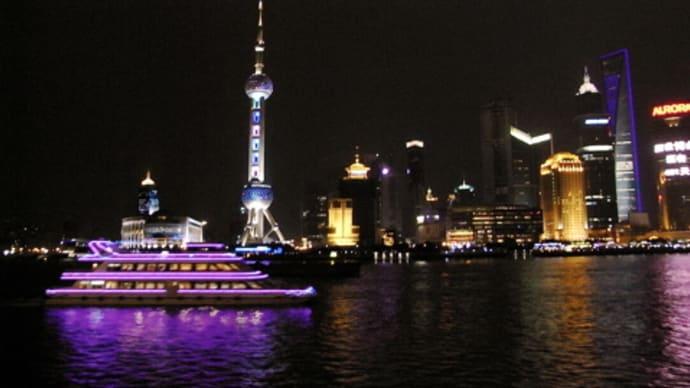 上海的夜景推荐 !!