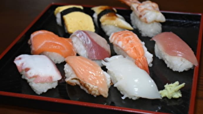 「土曜時代劇 銭形平次Ⅳ」を観ながら、にぎり寿司、細巻きで一杯!📷ぶらり旅【おうち居酒屋】2021-7-31