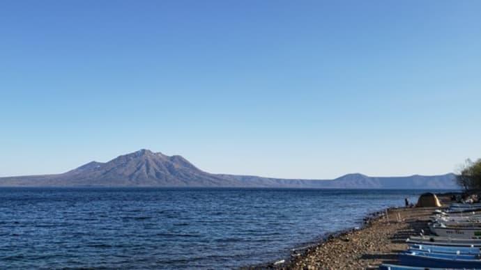 支笏湖までチャリ(前編)