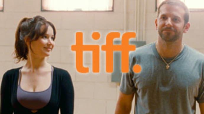トロント映画祭2012 観客賞ピープルズチョイス決定!Silver Linings Playbook /TIFF2012