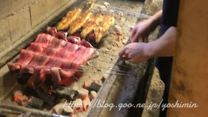 三重への旅 初日の夕食は津市名物の鰻