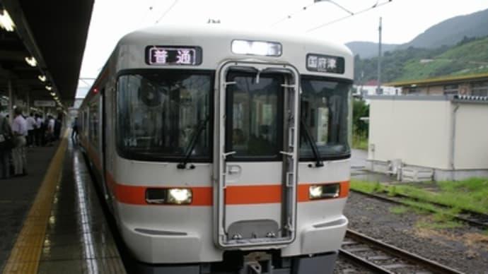 新313系と静岡113系の終焉近し