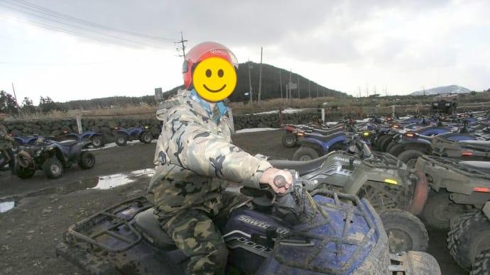 済州島にて ( 제주도 ) 12年前の勇姿😅