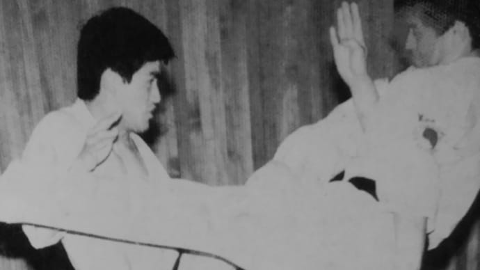 A distant karate story③
