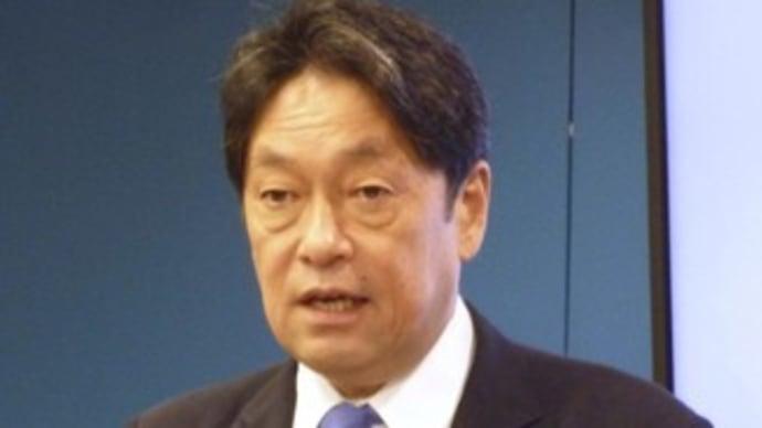 """日本も北朝鮮にしか届かない""""短距離核ミサイルを持ちましょう。屁理屈には屁理屈で。"""