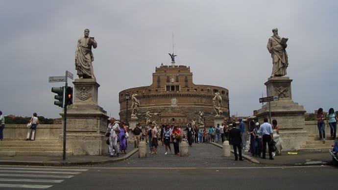 ローマの休日・1