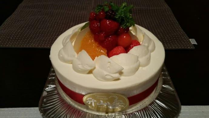 妻の誕生日、前日