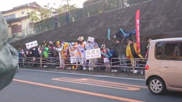 東京箱根間往復大学駅伝競走区間 路線バスの旅