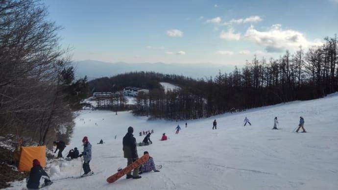 スキーシーズン・イン