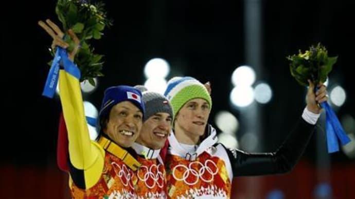 真夜中のオリンピック中継