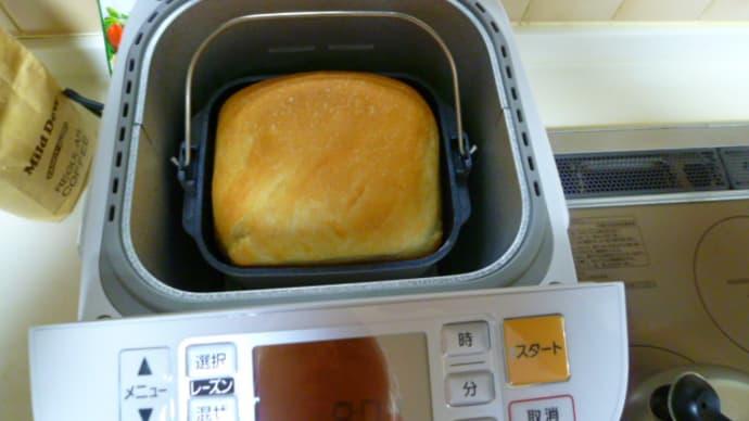 初・食パン