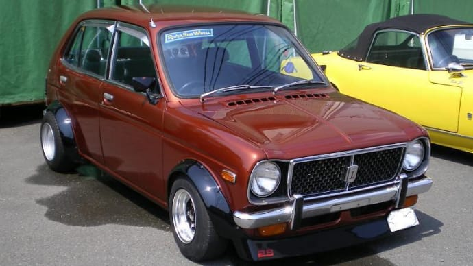 HONDAライフ360