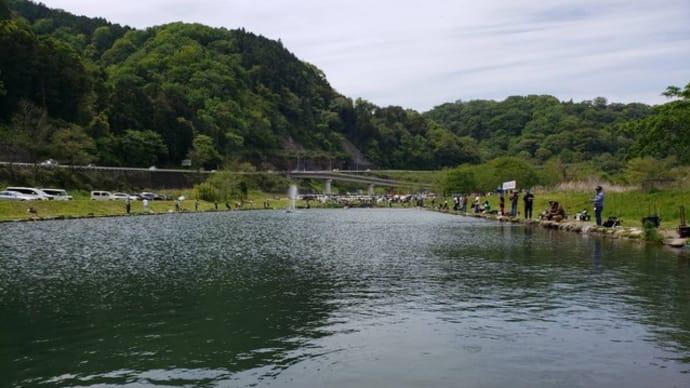 カンツリ中津川でXスティックとネオスタイルキメラで攻略 爆釣実釣記