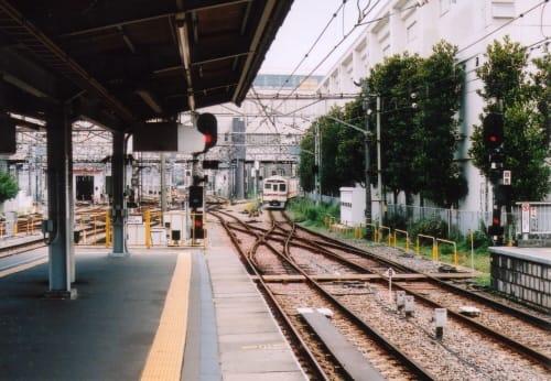 動物園線の分岐駅 ~高幡不動~ - 鉄道趣味的時間