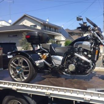 ★ヤマハ V-MAXトライク 高価買取ならバイク査定ドットコム★