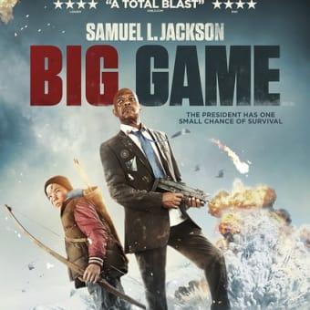 【映画】ビッグゲーム 大統領と少年ハンター(鑑賞記録棚卸156)…サマルトリアの王子みたいな名前の少年俳優がブス