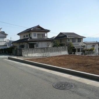 16.甲府市山宮町 売地  格安・環境は最高です!!