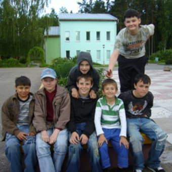 ベラルーシの子どもの絵 その2