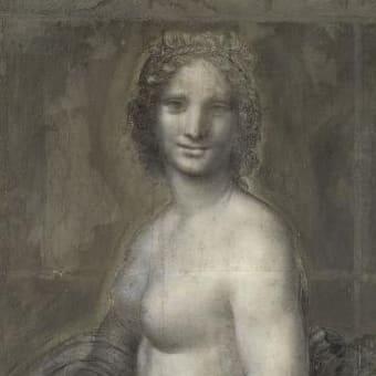 ヌードモナリザはダ・ヴィンチ自身の作か?