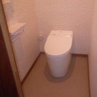 トイレの改修工事をさせていただきました☆