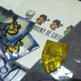 2012/04/07BUMP OF CHICKEN「GOLD GLIDER TOUR」幕張メッセ 国際展示場 9・10・11ホール