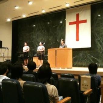 長崎特別聖会