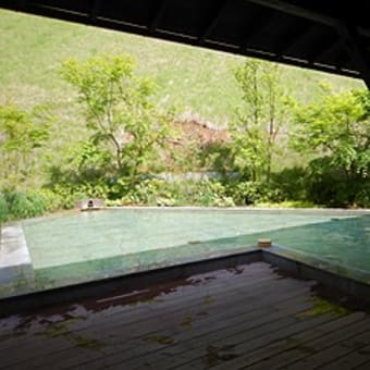 天然の湯 八風温泉