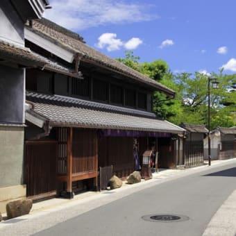 有松町並み保存地区【愛知県名古屋市】