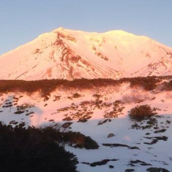 【大雪山国立公園・旭岳情報]季節外れの暖かさ