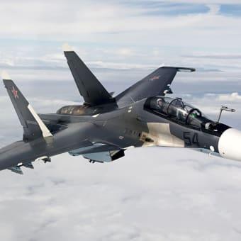 ロシア軍 4世代++戦闘機Su-30SM