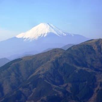 丹沢:大山初詣(2)