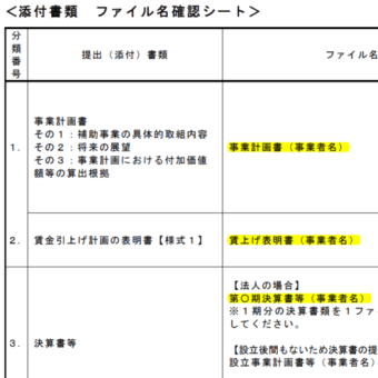 【特別編】採択される「もの補助」の書き方(#10/10)『提出しよう!!』