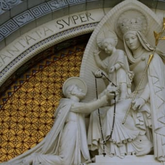 ロザリオでイエズスの聖心の憐みを黙想する|「私がおまえを憐れんだと同様に、 おまえもまた仲間を憐れまねばならないはずではなかったか」