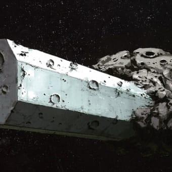 原付旅 宇宙戦艦 オームアムアの巻