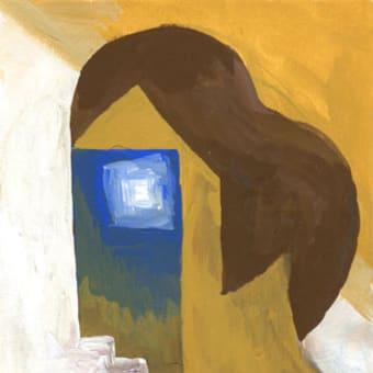 「私ではない誰か」70(アクリル画)