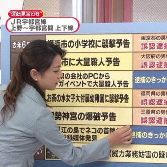 山元香里 朝ズバッ! 12/02/12