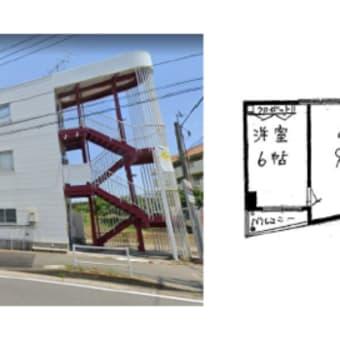 茅ヶ崎市中島 2LDK貸マンション!無料駐車場付!最上階!