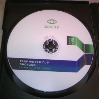 DVD『ISSF WORLD CUP SHOTGUN LONATO, ITA, 2007』