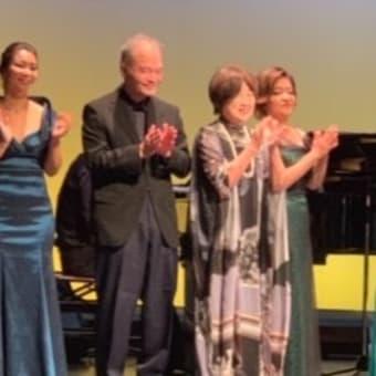 シャンソン歌手リリ・レイLILI LEY   2019年10月19日土曜日 内幸町ホール 全席ご招待フランス語シャンソンコンサート 無事に終えました