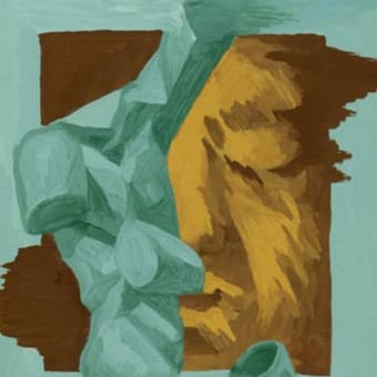 「展示」7、8(アクリル画)