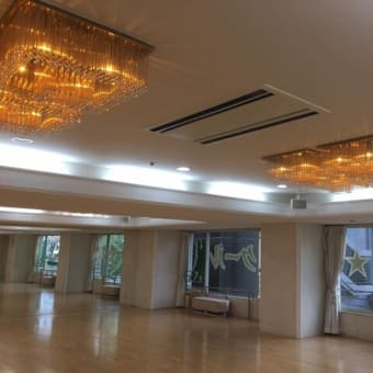 8月になりました【福岡市社交ダンス教室・福岡市社交ダンススタジオ・薬院、渡辺通、柳橋・福岡のダンススクールライジングスター】