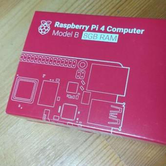 Raspberry Piをデスクトップコンピュータとして試す-第一回