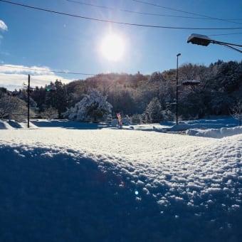 冬を楽しもう