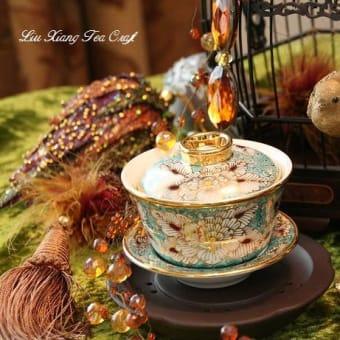 "Chinese Tea Salon\"" Liu Xiang Tea Craft \""Open ! !"
